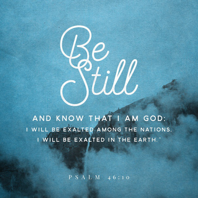 Be Still by Rowena Winfrey